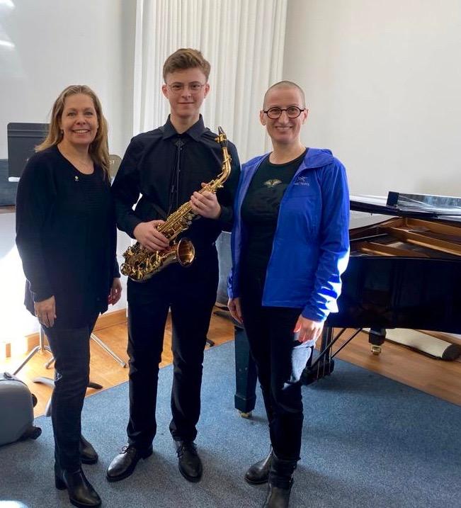 Gewinner 2020 Saxophon